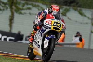 """Moto3 Sachsenring: Antonelli, """"sono contento del secondo posto"""""""