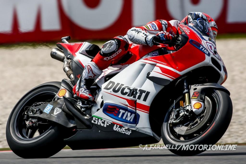 """MotoGP: Andrea Dovizioso, """"Proveremo a riavvicinarci al Sachsenring"""""""