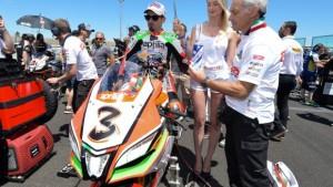 Superbike: Per Max Biaggi confermato anche il round a Sepang