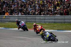 MotoGP: Record battuti e poche cadute, weeekend positivo ad Assen per la Bridgestone