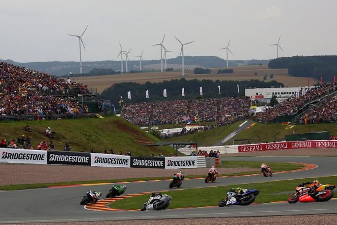MotoGP 2015: Sachsenring, uno dei circuiti più duri per la Bridgestone