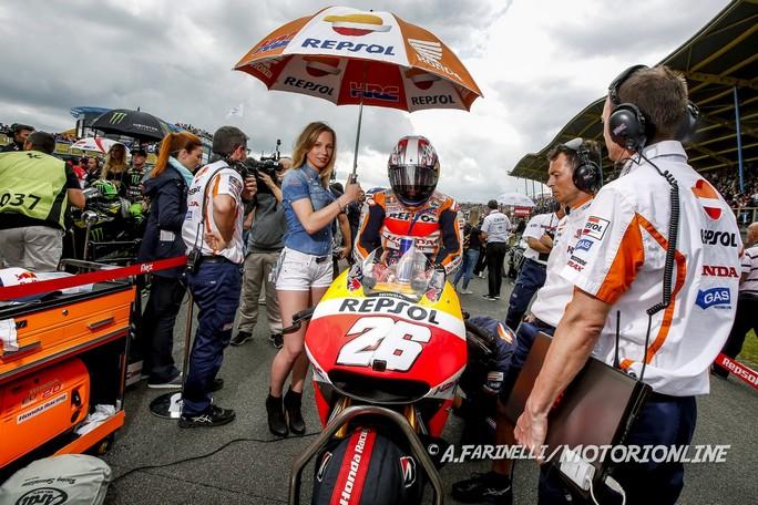 """MotoGP: Dani Pedrosa, """"Non vedo l'ora di correre al Sachsenring, una pista che mi piace molto"""""""