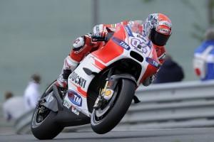 """MotoGP Sachsenring: Andrea Dovizioso, """"Non abbiamo velocità in percorrenza"""""""