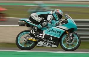 Moto3 Sachsenring: Kent sempre al Top, Antonelli è 2°, Fenati solamente 17°