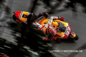MotoGP Sachsenring: Marquez fa suo anche il Warm Up, Rossi è 4°