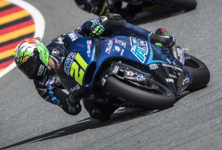 Moto2 Sachsenring, Prove Libere 3: Morbidelli davanti a Zarco e Rabat