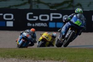 Moto2 Sachsenring: Occasione sprecata per Morbidelli, miglior risultato stagionale per Corsi, Baldassarri a punti