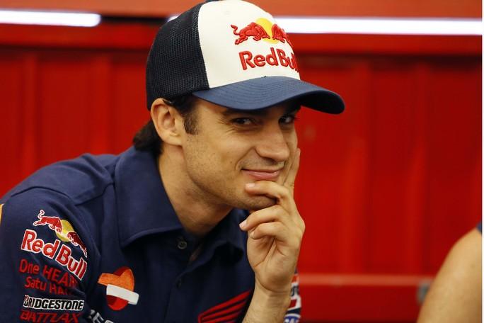 """MotoGP: Dani Pedrosa, """"Giornate tristi per i motori, condoglianze alle famiglie di Rivas, Martinez e Bianchi"""""""
