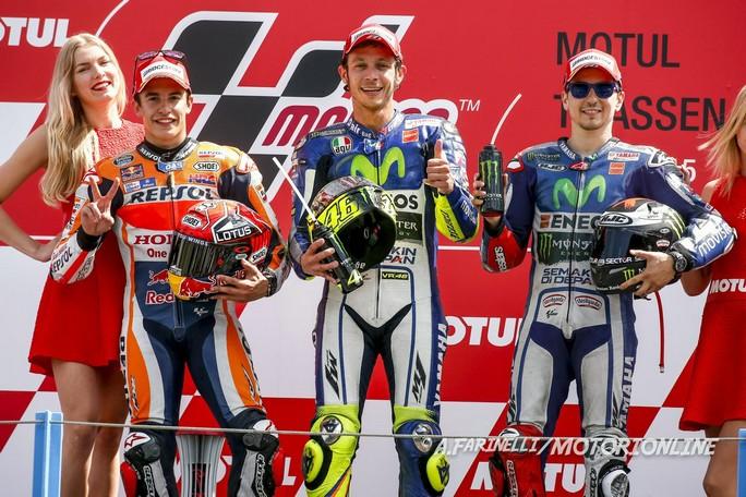 MotoGP 2015: Gran Premio di Germania Racing Numbers