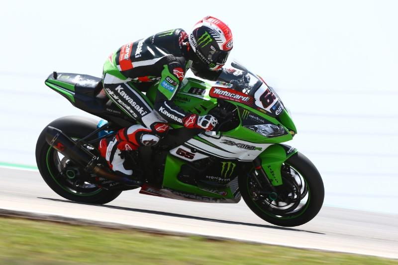 Superbike: Rea è il più veloce nel primo turno di libere a Laguna Seca