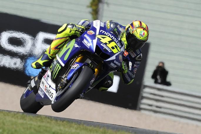 """MotoGP Sachsenring: Valentino Rossi, """"Sarà dura battagliare con Marquez ma ci proveremo"""""""