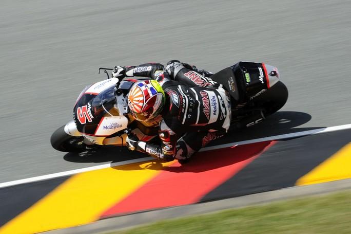 Moto2 Sachsenring, Warm Up: Zarco precede Corsi e Simeon