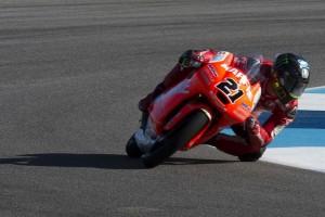 """Moto3 Indianapolis: Pecco Bagnaia 14°, """"Sono soddisfatto di questo primo giorno"""""""