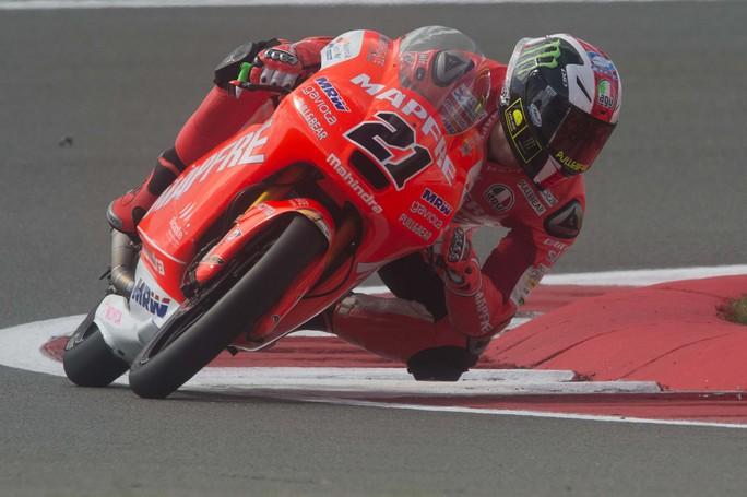 """Moto3 Silverstone: Pecco Bagnaia 15°, """"E' stata una sessione positiva"""""""