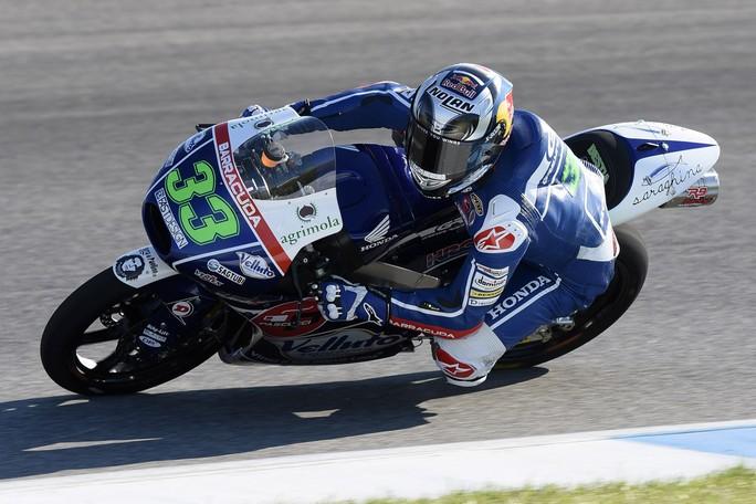 Moto3 Indianapolis: Bastianini e Locatelli nel gruppo di testa