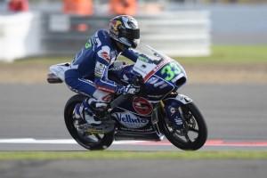 Moto3 Silverstone: Bastianini 7° sulle tracce di Kent, Locatelli solo 20°
