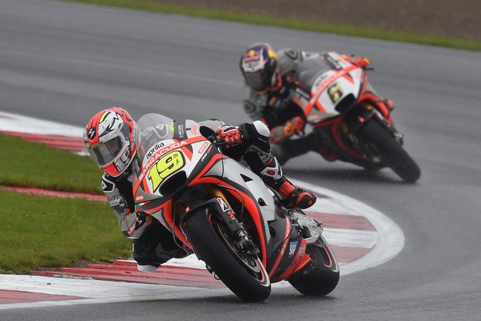 MotoGP Silverstone: Bautista 10° eguaglia la miglior prestazione stagionale per Aprilia
