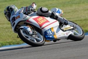 Moto3 Indianapolis: Manzi ottimo 21° crono, Ferrari solo 33°