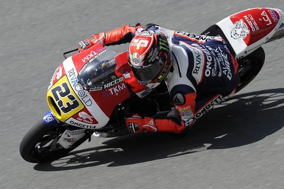 """Moto3 Indianapolis: Niccolò Antonelli, """"Malgrado le due scivolate è stata una buona giornata"""""""