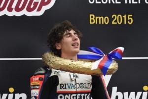 Moto3: Niccolò Antonelli torna a parlare della sua prima vittoria in carriera
