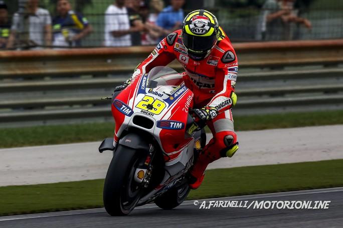 MotoGP: A Brno la staccata del mondiale che richiede maggior spazio di frenata