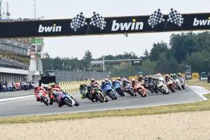 MotoGP Bridgestone: A Brno battuto il record in qualifica, ma non quello in gara