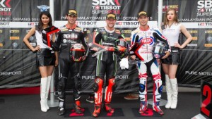 Superbike: Tom Sykes conquista la Tissot-Superpole a Sepang