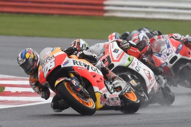 """MotoGP Silverstone: Dani Pedrosa """"Ho cercato di fare del mio meglio, ma è venuta fuori una brutta gara"""""""