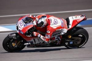 """MotoGP Indianapolis: Andrea Dovizioso, """"Bene il tempo sul giro, ma sul passo siamo lontani"""""""