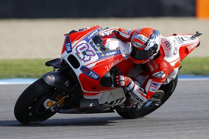 """MotoGP Indianapolis: Andrea Dovizioso, """"E' stata una giornata davvero difficile"""""""