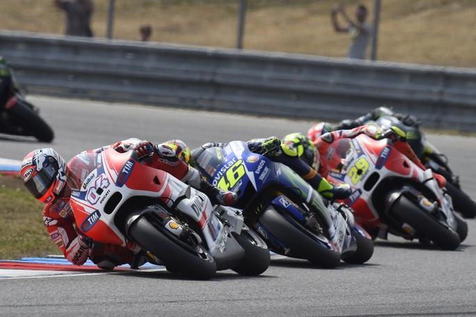 """MotoGP Brno: Andrea Dovizioso, """"Sono abbastanza soddisfatto"""""""