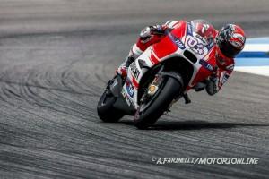 """MotoGP Indianapolis: Andrea Dovizioso, """"Mi sono trovato nel posto sbagliato al momento sbagliato"""""""