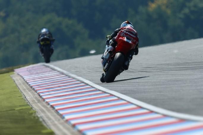 Moto2 Brno, Prove Libere 3: Folger beffa Rabat, Morbidelli è quarto