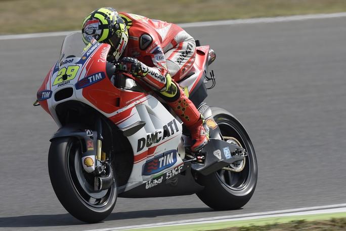 """MotoGP Brno: Andrea Iannone, """"Bene il risultato finale, ma non sono del tutto soddisfatto"""""""