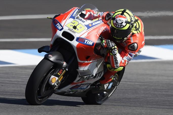 """MotoGP Indianapolis: Andrea Iannone, """"Bene, ma il feeling con la moto è ancora da migliorare"""""""