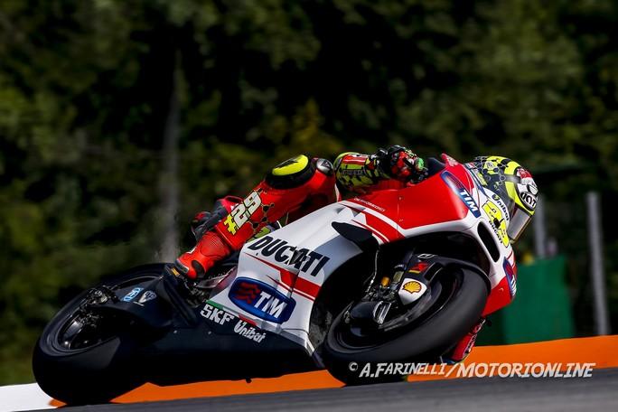 """MotoGP Brno: Andrea Iannone, """"Peccato aver perso la prima fila, ma sono fiducioso"""""""