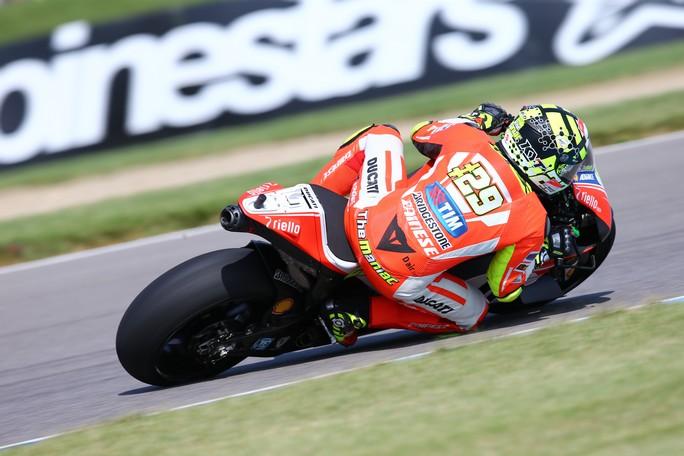 """MotoGP Indianapolis: Andrea Iannone, """"Non siamo dove vorremmo essere, ma penso positivo"""""""