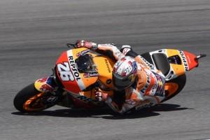 """MotoGP Indianapolis: Dani Pedrosa """"Le condizioni della pista non erano le migliori, domani migliorerò sicuro"""""""