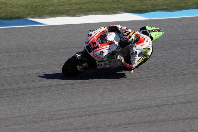 """MotoGP Indianapolis: Danilo Petrucci """"La top ten è vicina anche se non ho feeling sull'anteriore"""""""