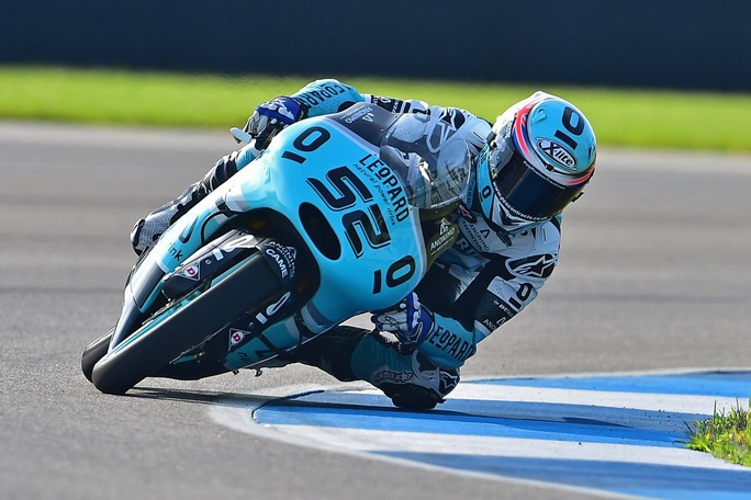 Moto3 Brno, Prove Libere 2: Kent al Top, Antonelli è terzo