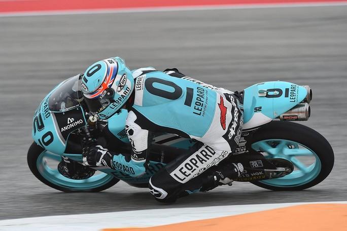Moto3 Indianapolis: Kent è il più veloce delle FP3, terzo tempo per Niccolò Antonelli