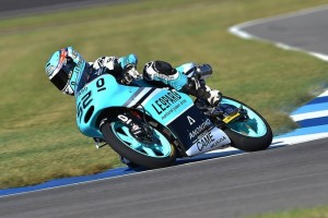 Moto3 Indianapolis: La pole position è di Danny Kent, Bastianini in seconda fila