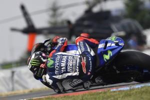 MotoGP Silverstone, Prove Libere 2: Lorenzo in testa, Rossi è solamento decimo