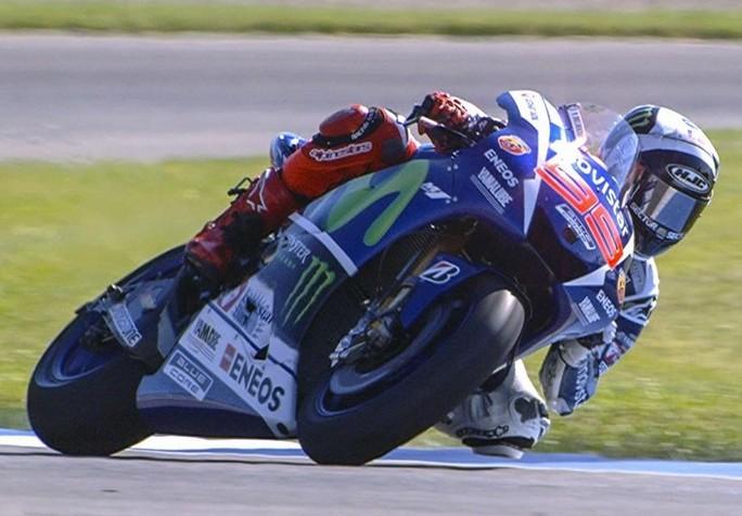 MotoGP Indianapolis: Lorenzo bissa le FP1, bene le Ducati, Rossi è 10°
