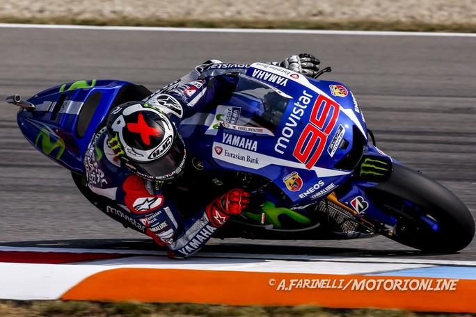 MotoGP Brno, Prove Libere 4: Yamaha al vertice con Lorenzo e Rossi
