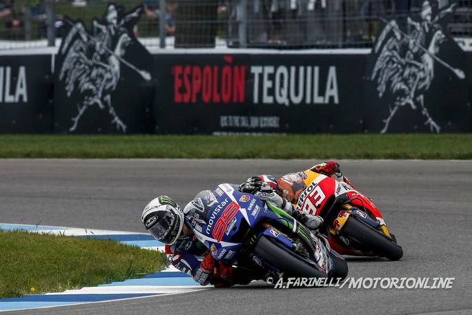 "MotoGP: Jorge Lorenzo, ""A Brno l'obiettivo è ridurre il gap da Rossi"""
