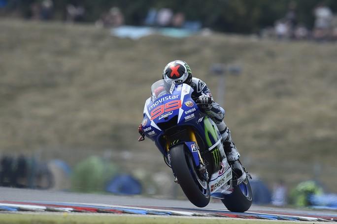 "MotoGP Brno: Jorge Lorenzo, ""Vittoria importante"""