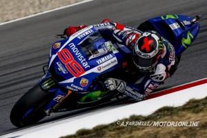 MotoGP Brno, Warm Up: Lorenzo si conferma al comando, bene Iannone