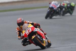"""MotoGP Silverstone: Marc Marquez """"Oggi dovevo rischiare il tutto per tutto, ora è davvero dura"""""""