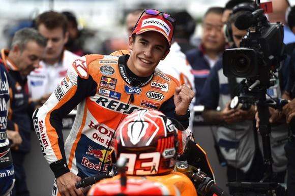 """MotoGP Silverstone: Marc Marquez, """"Con qualche rischio in più avrei potuto girare in 1'59"""""""